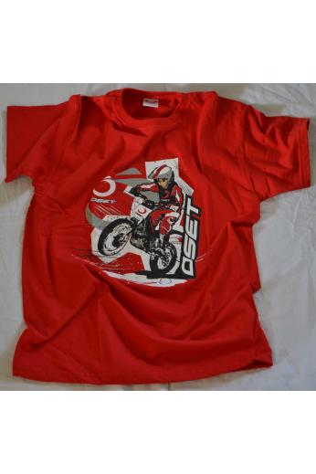 Red Graphics tshirt